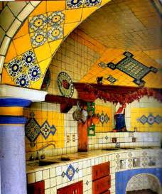 mexican style kitchen curtains 25 best ideas about mexican style kitchens on pinterest