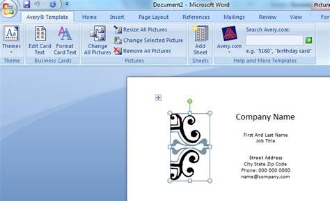 business card word template danielpinchbeck net