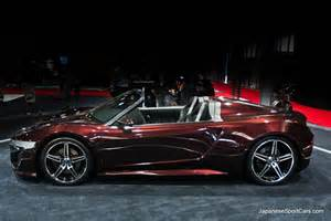 Acura Nsx Iron Acura Nsx Concept Featured In Iron 2 Quot The