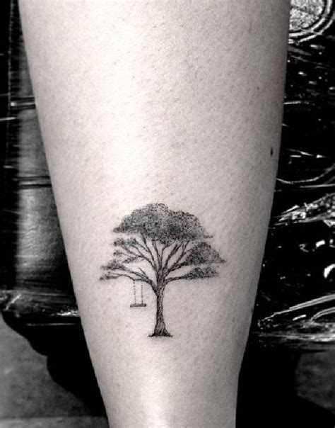 small tree tattoos for women 101 small tree designs that re equally meaningful