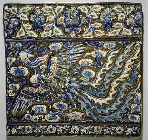 frieze pattern history phoenix tile aha
