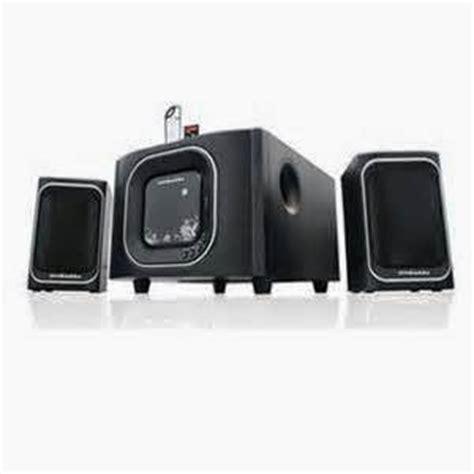 Speaker Simbadda Multimedia Cst 5100n daftar harga speaker aktif simbadda terbaru teknovanza