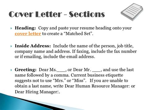 cover letter addressing qualifications resume cover letters shows your qualifications
