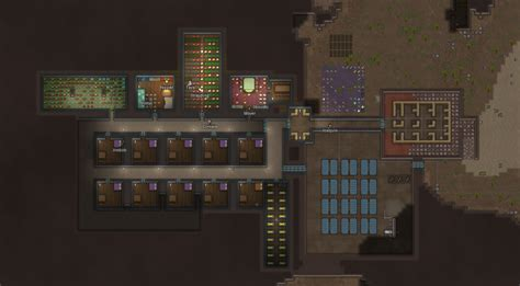 Bedroom Layout by Share Your Rimworld Base The Cohhilition