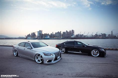 Slammed Ls460 Imgkid Com The Image Kid Has It