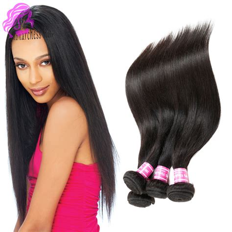 best tangle free weave malaysian virgin straight hair bundles unprocessed