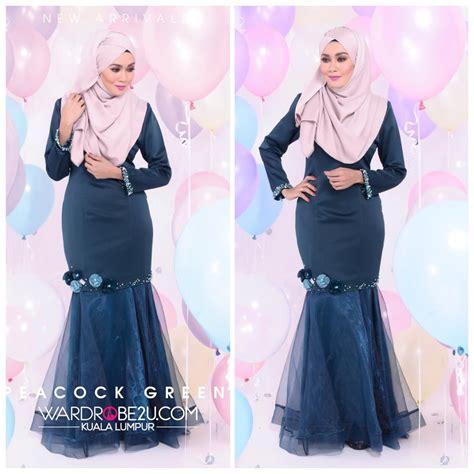 Baju Dress Bayi Perempuan Set 4in1 2 fesyen baju kurung moden 2015