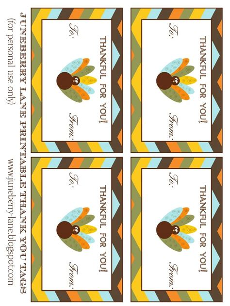 printable thanksgiving tags free printable thanksgiving tags search results
