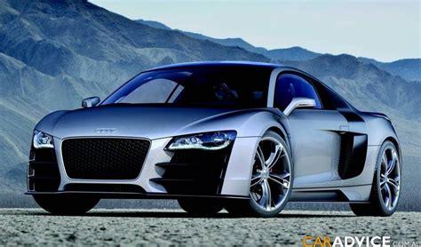 Audi R8 V12 Tdi by Audi R8 V12 Tdi Concept Photos 1 Of 6