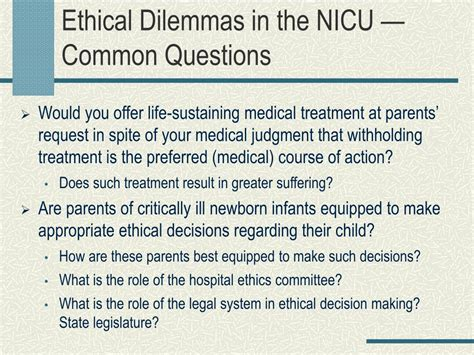 ppt end of care on the nicu powerpoint presentation id 329124