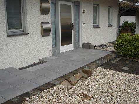 eingang pflastern im und um haus und garten neugestaltung terrasse und