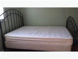 headboard footboard and bed frame for sale