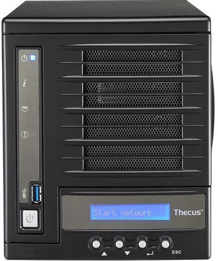 Thecus N4560 16tb 4x4tb thecus n4560 16tb photos