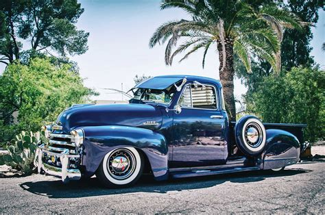 chevrolet truck car 1953 chevrolet 235 truck of the month lowrider