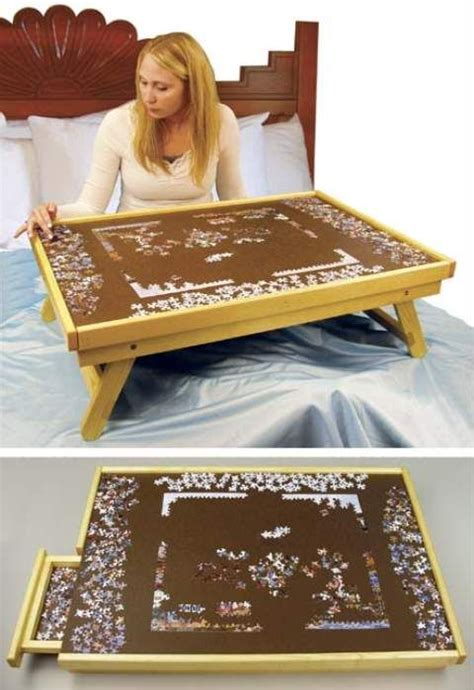 Jigsaw Puzzle Tray With Drawers by 25 Best Ideas About Jigsaw Puzzles On
