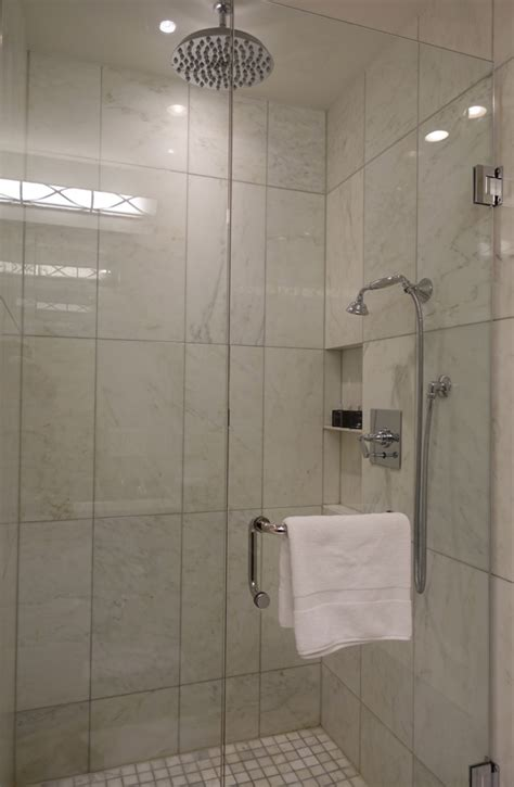Hotel Shower by Toronto Hotel Review Travelsort
