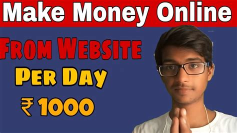 How To Make Money Online India - how to make money online in india in 2017 fast my best method giveaway tech sci today