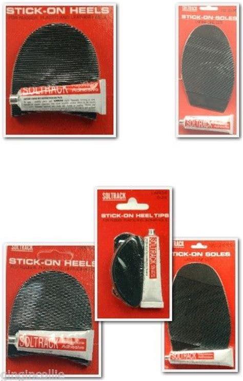 shoe boot repair replacement soles heels heel tips ebay