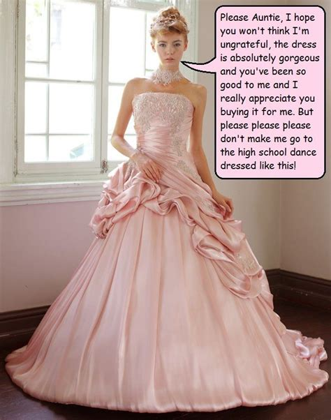 forced to wear a prom dress 110 best images about tg captions prom on pinterest