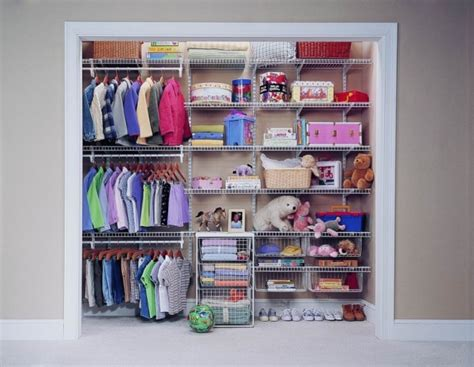 Everything Closets by Nurseries Everything Closets