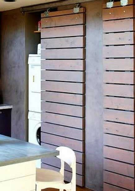 Hideaway Closet Doors 25 Ideas To Hide A Laundry Room Amazing Diy Interior Home Design