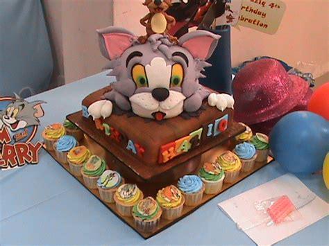 petite  party planner ipoh kuala lumpur malaysia haziq  tom jerry birthday party