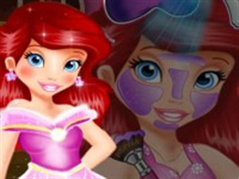 ariel hairstyles games baby ariel makeover makeover games baby games
