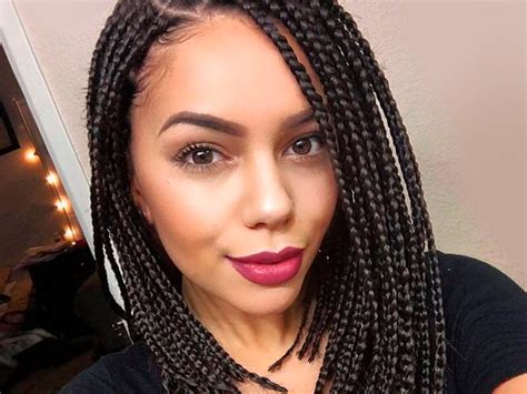 hairstyles with individual braids hairstyles with braiding hair