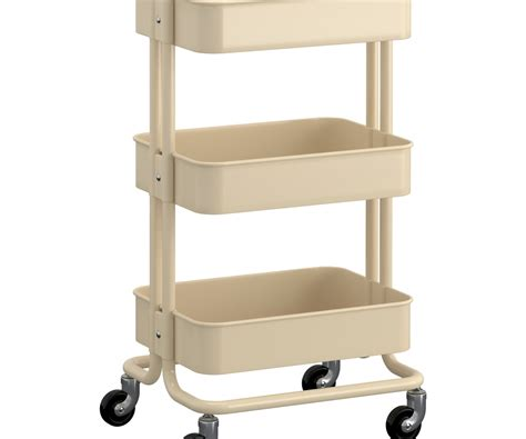 ikea rolling cart ikea rolling cart hack in chic this rolling cart is too i