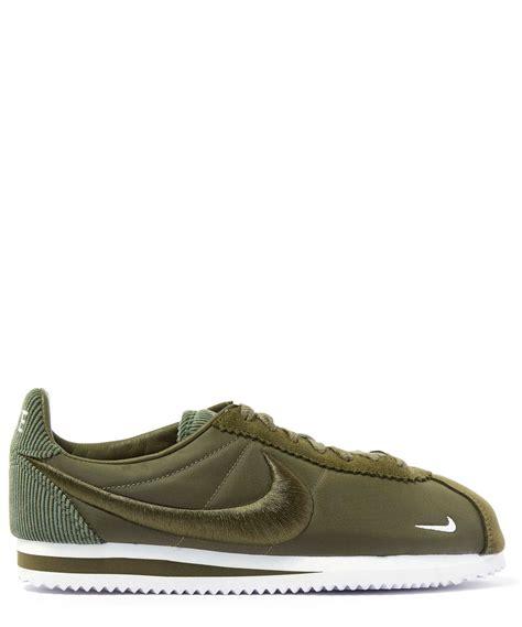 Nike Cortez 02 Suede new arrivals nike cortez suede green b6938 d5103