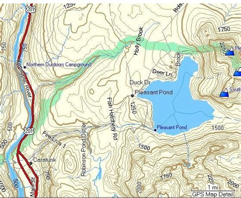 what is a topographical map free topographical maps for garmin umbagog designs llc