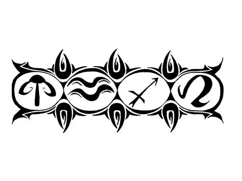 tribal band tattoos designs armband tattoos and designs page 88