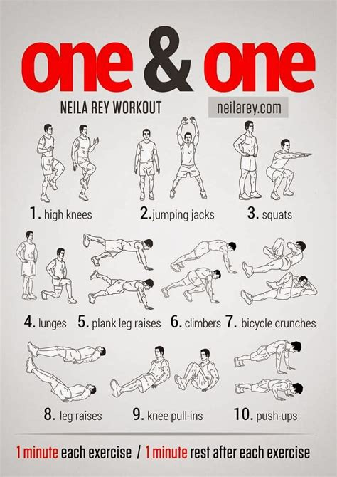 home all exercises by neila