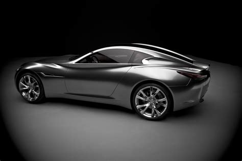 infinity concept car nissan s next ev to be a sports car roadshow