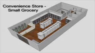 Small Convenience Store Layout Design | small supermarket design recherche google n