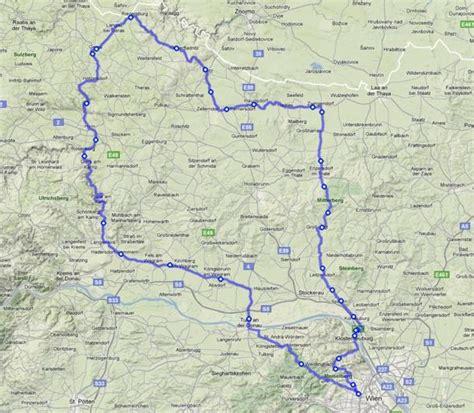 Motorradtouren Weinviertel by Motorradtouren Einzelansicht Wein Und Waldviertel