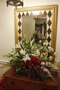 Church Foyer Decor Charlotte Florist Dazzles Christmas Parties With Fresh Flowers