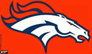 what color are the broncos free coloring pages of how to draw broncos