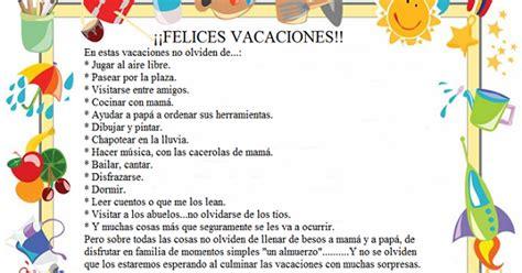 imagenes de felices vacaciones infantiles catequesis felices vacaciones