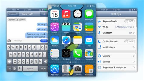 can you get themes for iphone 6 how to make your iphone look like ios 7 right now