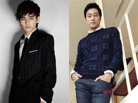 so ji sub look alike yoo seung ho looks like so ji sub hancinema the
