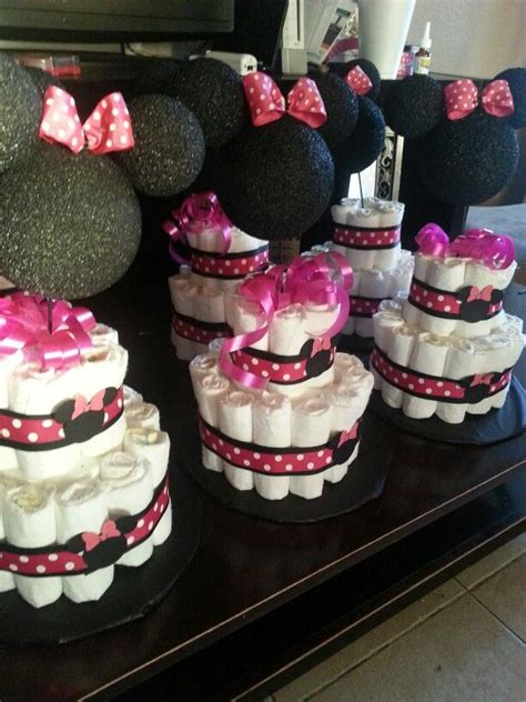 Minnie Mouse Centerpieces For Baby Shower minnie mouse centerpiece baby shower minnie mouse