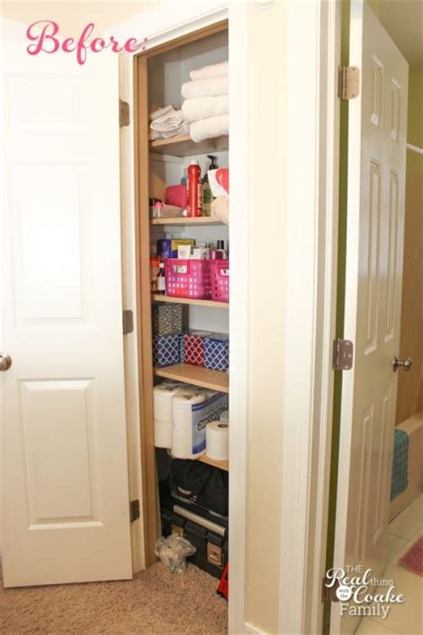 maximizing closet space linen closet organization maximizing small spaces