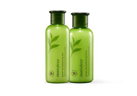 Innisfree Green Tea Balancing Special Skin Care Set Original innisfree green tea balancing special skin care set 400ml