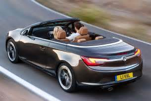 Vauxhall Cascade Opel Cascada Photo 14 12613
