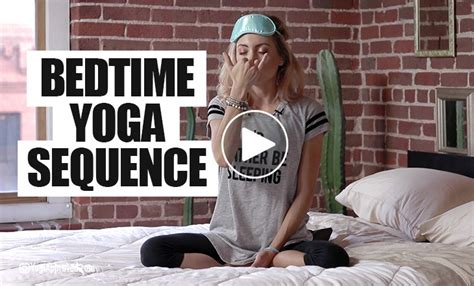 bed time yoga simple bedtime yoga sequence for restful sleep