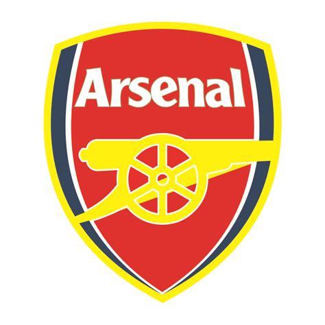 Bendera Club Bola Arsenal logo klub liga primer inggris premier league
