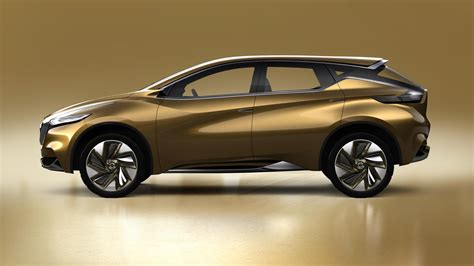 crossover cars 2014 nissan resonance crossover concept pictures news