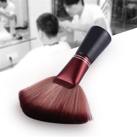 Cleaning Your Neck by 4 Styles Portable Neck Duster Brushes Barber Hair