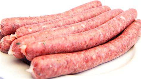 brats sausage how to make bratwurst sausages video recipe youtube